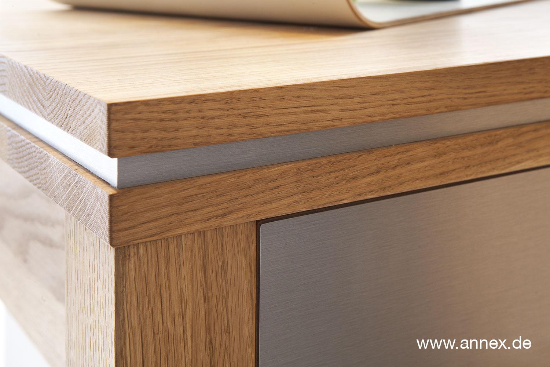 annex: Küchenwagen focus aus Massivholz
