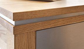 annex k chenwagen focus aus massivholz. Black Bedroom Furniture Sets. Home Design Ideas