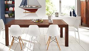 annex massivholz ma tisch esstisch tisch nach ma cube. Black Bedroom Furniture Sets. Home Design Ideas