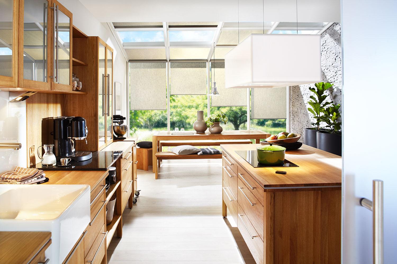 ambiente landhaus. Black Bedroom Furniture Sets. Home Design Ideas