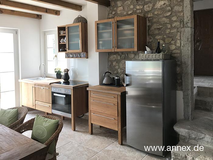 Kundenstimmen: Modulküchen, Massivholzküchen von annex