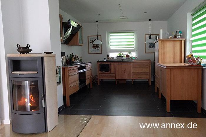 annex freistehende Küchenelemente Massivholz Bonn