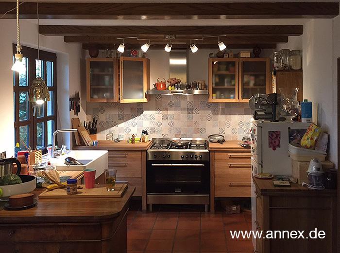 annex Küchenmodule Landhausstil Buche Arnsberg