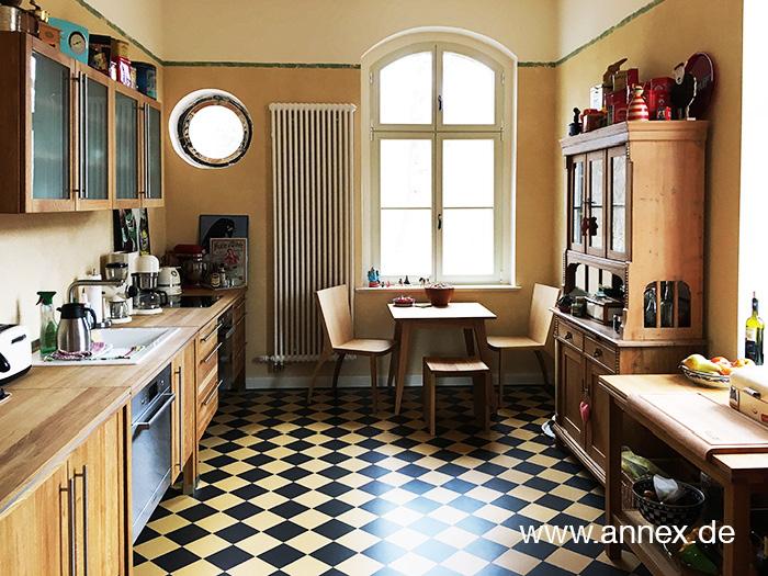 annex Massivholzküche modular Wien