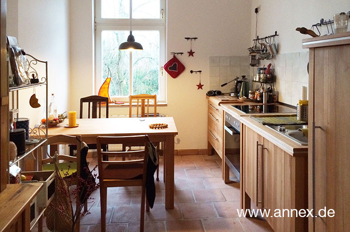 annex Modulküche Potsdam