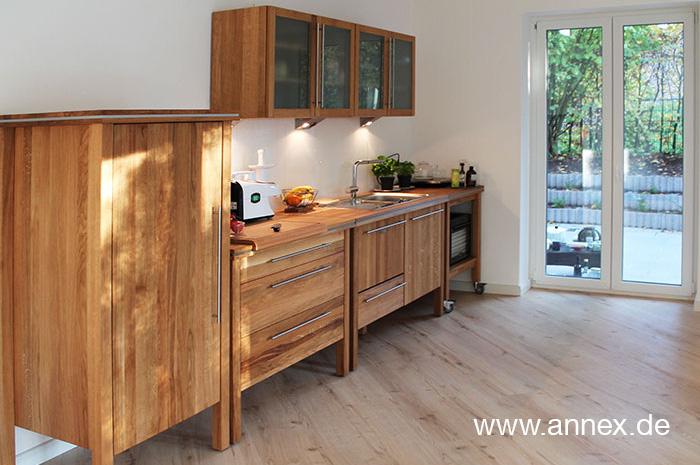 annex wohngesunde Naturholzküche Rostok