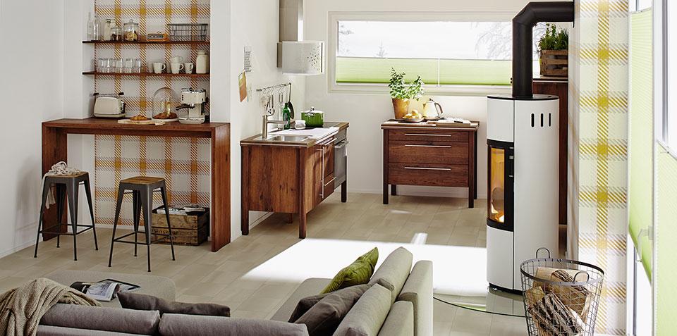massivholzk che modulk che k chenmodule pure nature. Black Bedroom Furniture Sets. Home Design Ideas